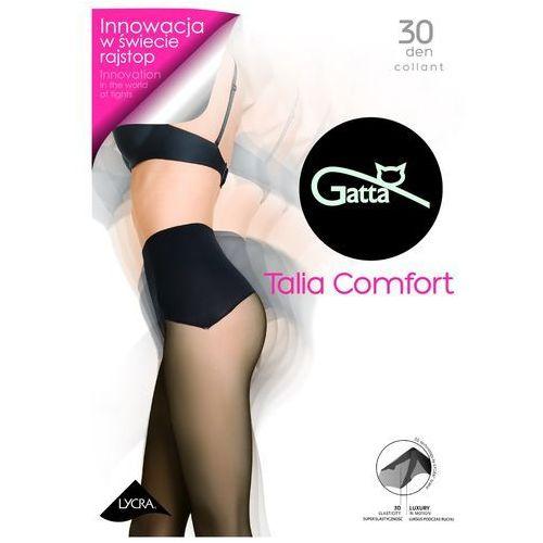 Talia comfort - rajstopy bezszwowe ze ściągaczem seammlesowym marki Gatta