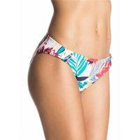 Roxy Strój kąpielowy - 70s pant canary islands flora combo whi (wbb6) rozmiar: s
