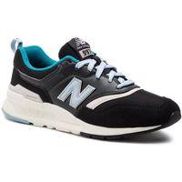 Sneakersy - cw997hnb czarny, New balance, 36-41.5