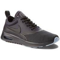 Buty - air max thea ultra prm 848279 005 black/black/black/blue tint marki Nike