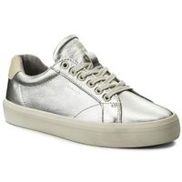 Gant Sneakersy - mary 16531447 silver metallic g804