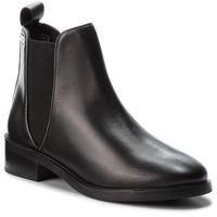 Sztyblety PEPE JEANS - Devon Basic PLS50332 Black 999, w 3 rozmiarach