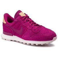 Nike Buty - internationalist prm 828404 603 true berry/true berry