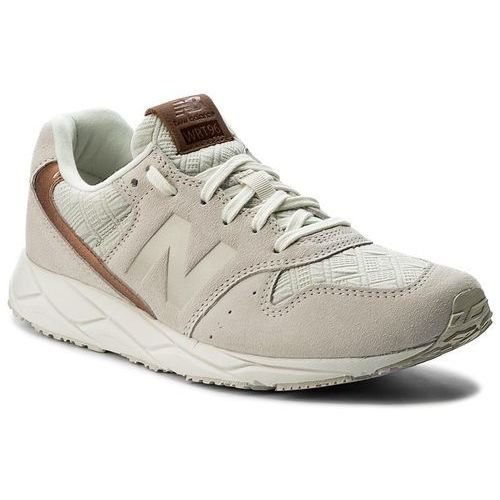 Sneakersy - wrt96eaa beżowy marki New balance