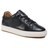 Sneakersy SALAMANDER - Ginotto 31-54701-01 Black, kolor czarny