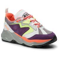 Sneakersy MSGM - Attack Sneakers 2642MDS2086 700 74 Biały Kolorowy, kolor wielokolorowy