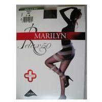 Marilyn Rajstopy przeciwżylakowe relax 50 den lycra