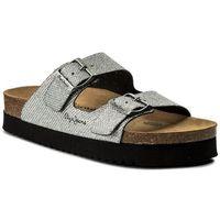 Pepe jeans Klapki - oban blim pls90327 silver 934