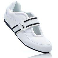 Baleriny sportowe biały marki Bonprix