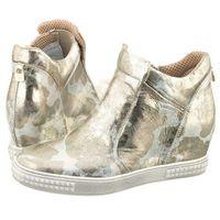 Sneakersy CheBello Złote Moro B1074/KLAUDIA (CH35-a), B1074/KLAUDIA