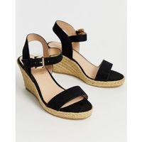 marbs wedge sandals - black marki Office