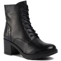 Botki - est-7693-10 black marki Lasocki
