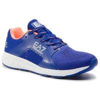 Sneakersy EA7 EMPORIO ARMANI - X8X011 XK044 00024 Surf The Web, w 6 rozmiarach
