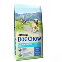 Dog chow puppy large breed 14kg marki Purina dog chow