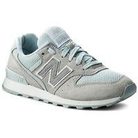 Sneakersy - wr996lcc szary, New balance