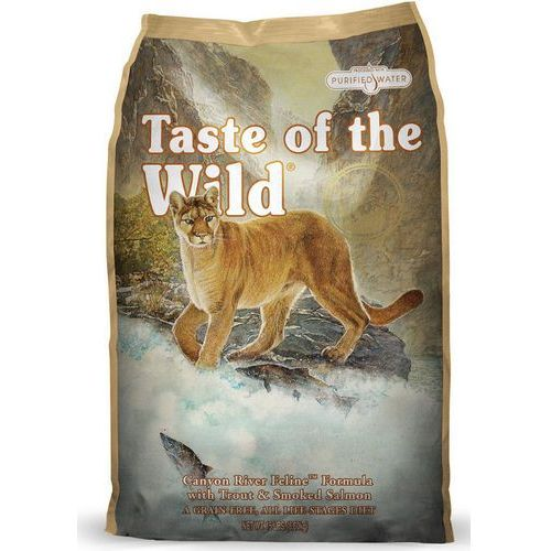 - canyon river feline - 2 kg marki Taste of the wild