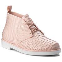 Melissa Botki - desert boot python + b 32366 pink/white 52137
