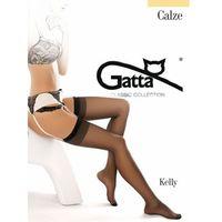 kelly stretch do paska a'2 2-pack pończochy, Gatta