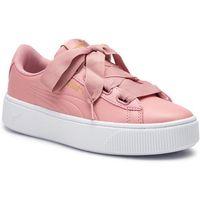 Sneakersy PUMA - Vikky Stacked Ribb Core 369112 05 Bridal Rose/Bridal Rose, kolor różowy