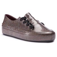 Półbuty - ulitsa sneaker ad 32338 black/glitter 53411, Melissa