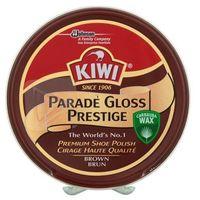 50ml pasta do butów brązowa w puszce marki Kiwi