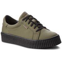 Sneakersy NESSI - 17111 Zielony 18