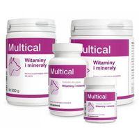 Dolfos multical - preparat mineralno - witaminowy dla psów (tabletki) 800g