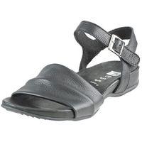 Sandały 17181 - czarne 411, Nessi