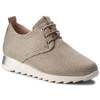 Sneakersy - bali hv86779 taupe, Hispanitas