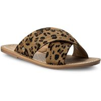 Klapki PEPE JEANS - Malibu Sabana PLS90318 Camel 36, kolor brązowy