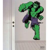 Naklejka marvel comics life size hulk 70-486 marki Graham&brown
