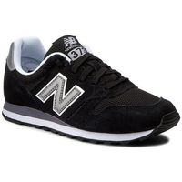 Sneakersy - ml373gre czarny marki New balance