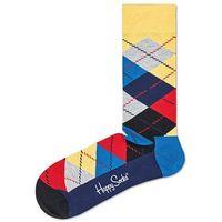 Happy Socks Argyle Skarpetki Niebieski 36-40, kolor niebieski