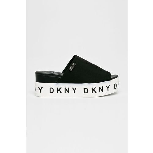 Dkny - klapki carli-slide sandal