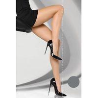 LivCo Corsetti Fashion Subirata 15 DEN Graphite rajstopy