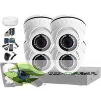 Zestaw do monitoringu: RejestratorLV-XVR84S, 4x Kamera LV-AL25HDW-S, 1TB, akcesoria