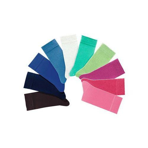 Skarpetki H.I.S (10 par) bonprix kolorowy