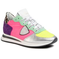 Sneakersy - trpx tzld rp09 neon pop fucsia argent marki Philippe model