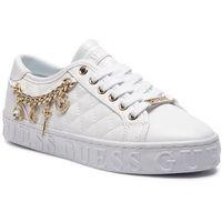 Sneakersy - fl6grs ele12 white marki Guess