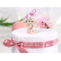 Ap Figurka - dziewczynka z króliczkiem - 6 cm