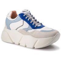 Sneakersy VOILE BLANCHE - Creep 0012013787.01.1N22 Bianco/Celeste, kolor wielokolorowy