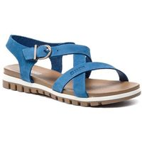 Sandały BIG STAR - DD274967 Blue, kolor niebieski