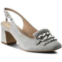 Sandały SOLO FEMME - 52310-31-G15/000-05-00 Szary, kolor szary