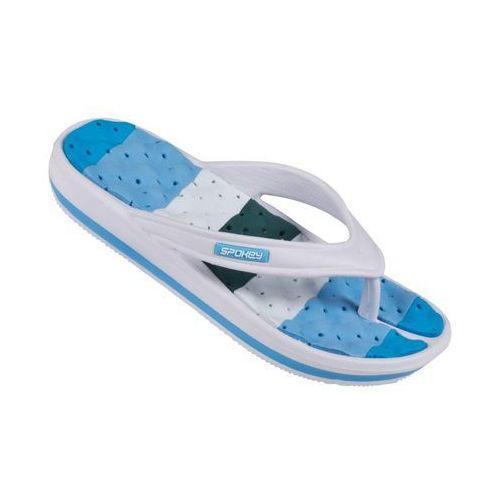 Spokey Damskie klapki basenowe medusa - niebieski