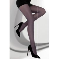 LivCo Corsetti Fashion Bryne 40 DEN Plum rajstopy