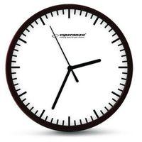 zegar ścienny budapest biały (ehc010w) darmowy odbiór w 21 miastach! marki Esperanza