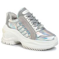 Bronx Sneakersy - 66266-rc bx 1586 multi metallic/silver