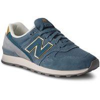 Sneakersy NEW BALANCE - WR996FLP Granatowy, kolor niebieski