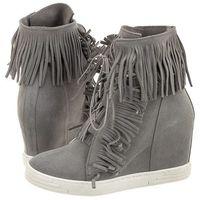Sneakersy CheBello Szare T323/315 (CH29-a)