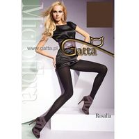 Gatta Rosalia 60 rajstopy, kolor czarny